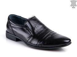 Кожаные туфли, натуральная кожа, классические туфли 32 р