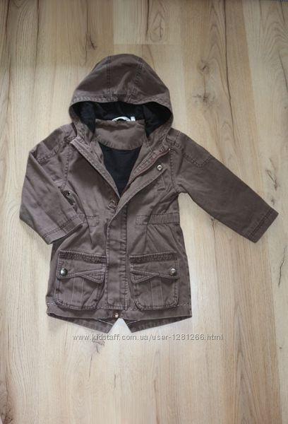 Легка парка, р. 104, Kidkanai Kiabi, Франція  куртка