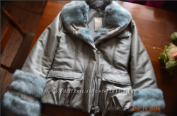 Итальянская зимняя куртка очень красивая