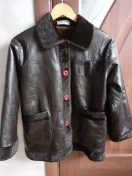 Деми куртка курточка на мальчика рост 140