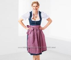 Баварский костюм Октоберфест Tchibo Германия, размер 36евро наш 42