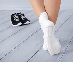Функциональные носки с махровой стопой серии актив tchibo Германия, 2шт