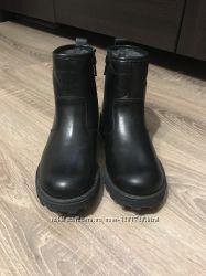 Новые зимние ботинки, сапоги