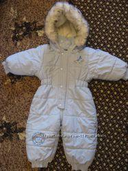 Детский зимный термо-комбинезон ТМ Baby line Libellule  р. 80