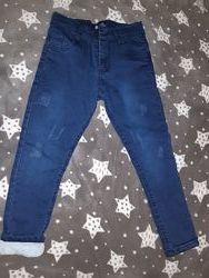 Продам тепленькі хлопчачі джинси
