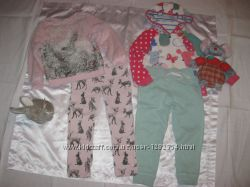 Одежка  NEXT ,  H&M  2-4 года