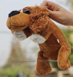 Пенал игрушка Nici собачка и черепаха с большими глазами