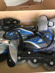Роликовые коньки MATRIX BLUE