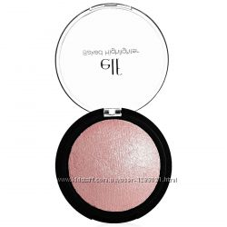 Хайлайтер Baked Highlighter Pink Diamonds E. L. F Оригинал