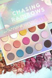 Палетка теней CHASING RAINBOWS Pressed Powder Shadow Palette Colourpop