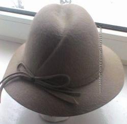Шляпа женская фетрангора