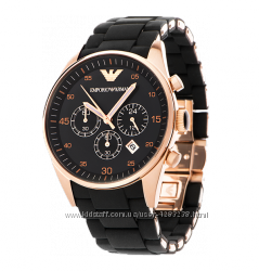 Часы Emporio Armani черные