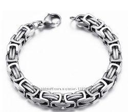 Браслет Steel Rage silver