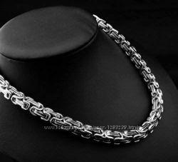 Мужская цепочка Steel Rage  silver