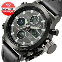 Армейские наручные часы AMST AM 3003 black