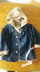Піджак-кофта флісова 1-2 рочки