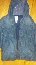 Курточка піджак для дівчинки