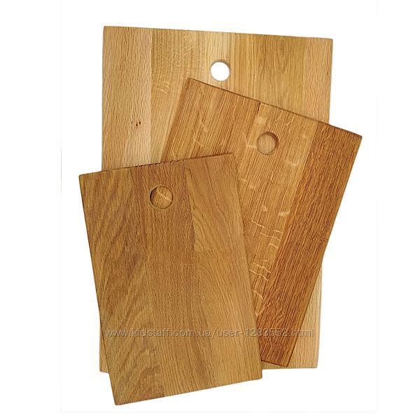 Доска деревянная кухонная