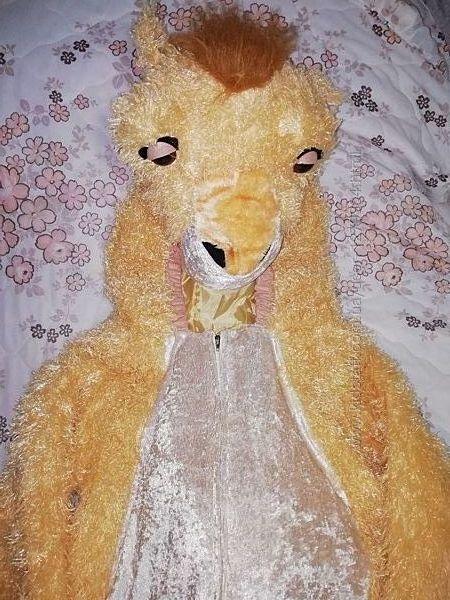 Карнавальный костюм верблюда на 13-14лет