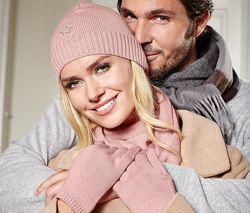 Мягкая, нежная и теплая шапочка от TCM Tchibo, 20 шерсть, 10 кашемир