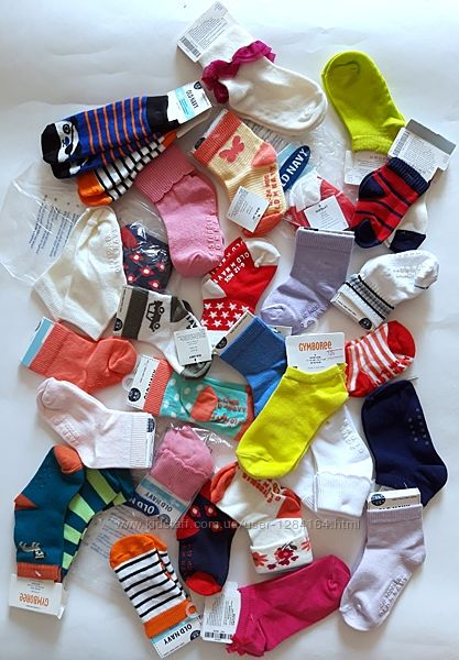 Носки детские Old Navy, Gymboree / дитячі носки носочки