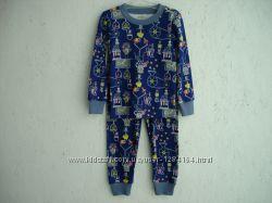 Пижама для мальчика Химия Gymboree 2, 3, 6, 8 лет 84-99см 115-122см 130-137