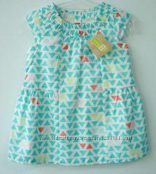 Платье для девочки 6-12, 12-18, 18-24 месяцев 63, 5-84 см и 2 84-91, 5 см