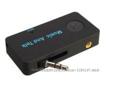 Bluetooth AUX Громкая связь адаптер, свободные руки