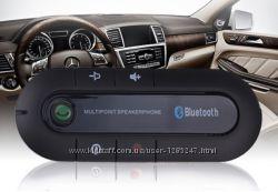 Громкая связь  Hands Free  для авто с динамиком и аккумулятором
