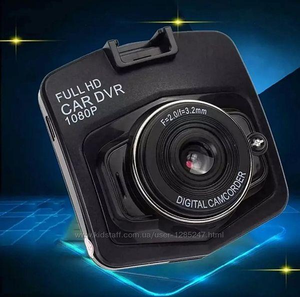 Автомобильный видеорегистратор 2.4 TFT/ Full HD-1920x1080/170/ G-Sensor