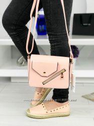 Сумка Pocket розового цвета