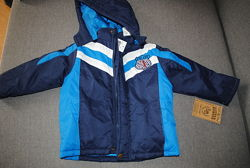 Демисезонная куртка на тонком синтепоне Little Rebel США. 3Т
