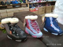 Детские зимние дутики demar snow mar Польша 20-29 b9ba4a1c4e5d5