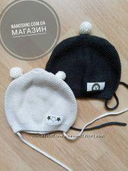 Topolino весенняя шапка для девочки и мальчика