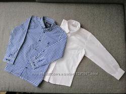Фірмові рубашки на 6-7років