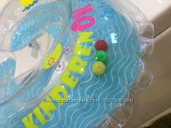 Надувной круг для плавания ребенка с рождения