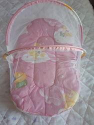 Кроватка лежанка для малыша на природу. Новая.
