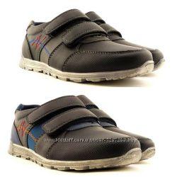 Спортивные туфли для мальчика синие, черные Apawwa, 32-37 р. 309080, 19
