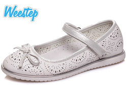 Туфли белые 32-37р. weestep 757634656 , 19
