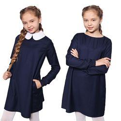 Платье школьное ella 116-152р. ,10