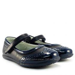 Туфли для девочки25-36р 307647, 307646, 19