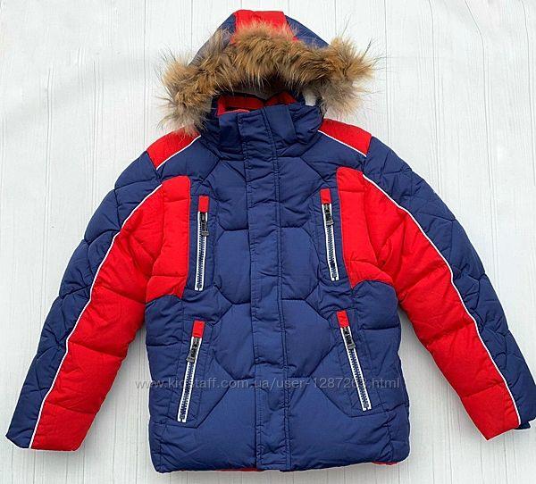 Зимняя куртка для мальчика 140-158р. 12 ohccmith, 21