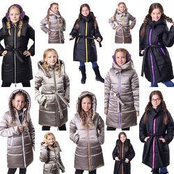 Куртка зимняя milisa 110-146 р. , 10