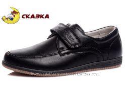 Туфли сказка R525134436 черный 31-38 р. , 13