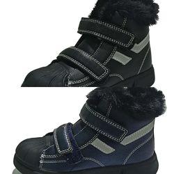 Зимние ботинки 27-32 р. 215 тм clibee 041