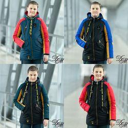 Куртка демисезонная для мальчика  122-158р. , 38