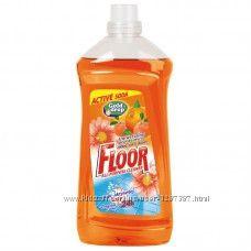 Tropical citTropical citrus Жидкость для rus Жидкость для мытья полов 1. 5 l