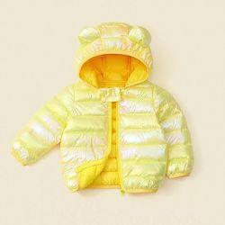 Класная детская куртка
