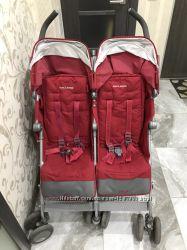 Продам коляску-трость для двойни Maclaren twin techno