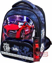 DeLune Premium Делуне ранец для мальчика 1-4кл, Италия 9-129